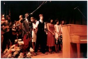 YOU Choir The Good News 1978